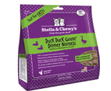 Stella and Chewy freeze-dried