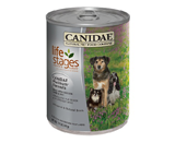 Canidae can