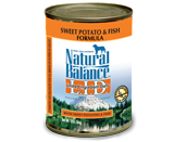Natural Balance LID can